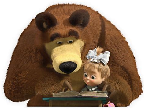 04 Masha and the Bear Reading   Voices from Russia