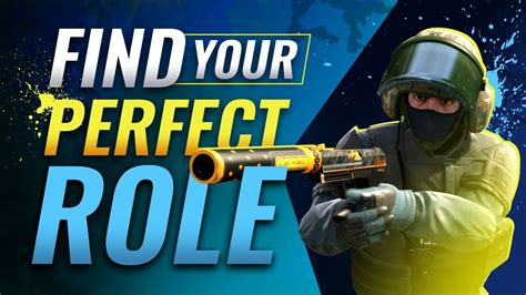 How to Find Your PERFECT Role in CS:GO - YouTube