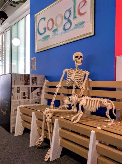 Search In Pics: Google Human & Dog Skeletons, StreetViews