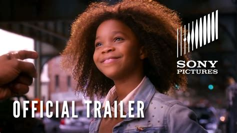ANNIE - Official Trailer - In Theaters Christmas 2014