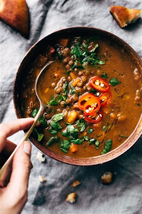 24 Healthy Vegan Soup Recipes (Plant-Based) | The Green Loot