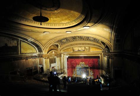 Many challenges to revival of Bridgeport theaters