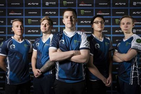 Team Liquid Has Been Invited To ESL One New York | GAMERS