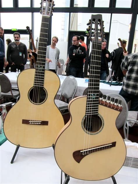 The Holy Grail Guitar Show 2014 - Del 1