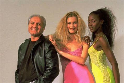 Gianni Versace - Life in Pictures | British Vogue