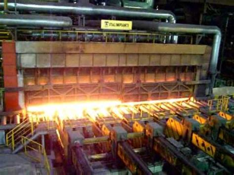 arcelor mittal - inside a steel factory - YouTube