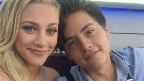 Here's proof that Betty and Jughead are actually dating IRL