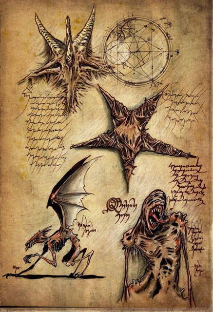Pin by Akame Kag on Necronomicon in 2019 | Lovecraft