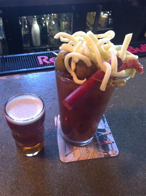 Brew City Bloodies: The Wicked Hop Bloody Mary - Legendary!