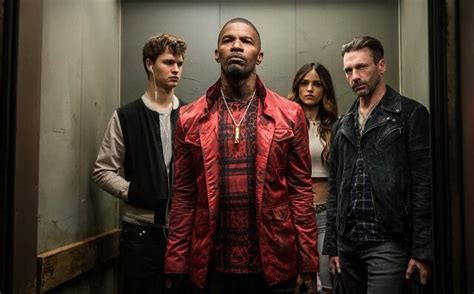 Baby Driver New Trailer: Cool Tunes, Shootouts, and Crazy