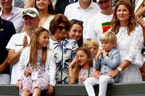 Roger Federer: 'My children get most excited about trophies'