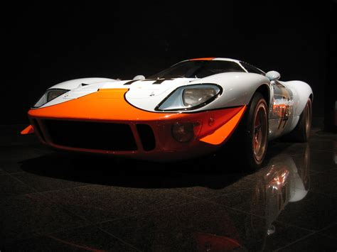 Ford GT40 Wallpapers HD Download