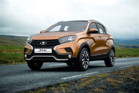 AUTOSTAT | Concepts on the basis of LADA Vesta and XRAY