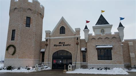 Mars Cheese Castle in Wisconsin is the Best Place to Get