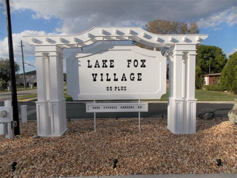 Lake Fox Village Mobile / Manufactured Homes for Sale in