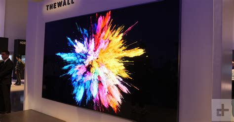 The six best TVs from CES 2018, from OLED to MicroLED