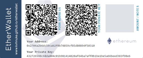 Use Ether Wallet To Generate Online and Paper Wallet for