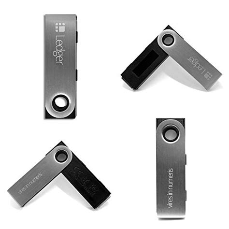 Ledger Nano S - Cryptocurrency Hardware Wallet With