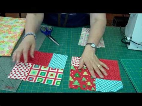 Double Slice Layer Cake Quilt Tutorial - YouTube