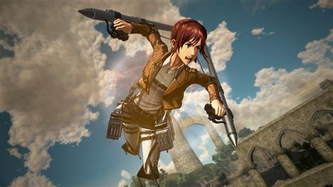 Attack on Titan 2: Final Battle Details Territory Recovery