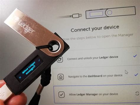 A Guide To Using Your Ledger Nano Hardware Wallet - BMONEY