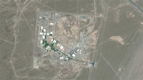 Analysts: Fire at Iran Nuclear Site Hit Centrifuge
