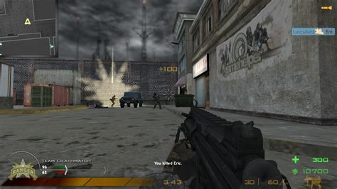 Mod Features and Notes news - CS: Modern Warfare 2 mod for