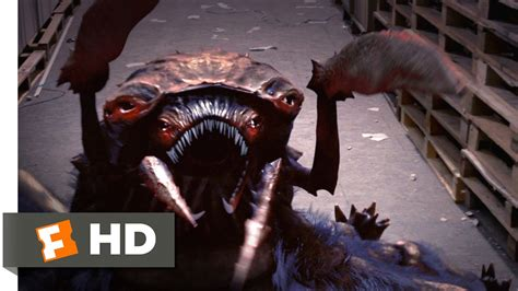 Spiders 3D (6/12) Movie CLIP - Death by Forklift (2013) HD