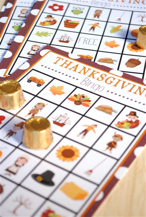 Thanksgiving Day Activities for Kids - Design Dazzle