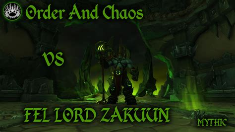 Order And Chaos - Greek WoW Guild