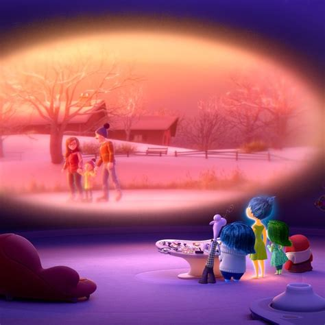 Inside Out Nails the Science of How Our Memories Function
