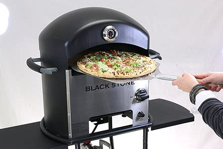 Blackstone Pizza Oven Review - King of the Coals