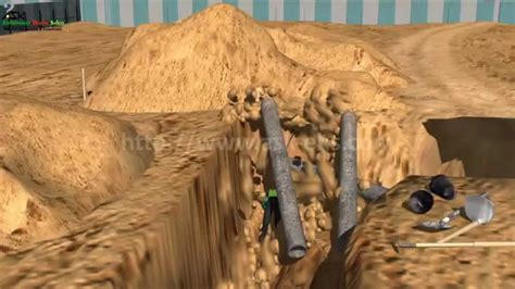 An Excavation Safety Story - YouTube