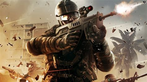 TOP 10 Offline FPS/Shooting Games 2017 [Android / iOS