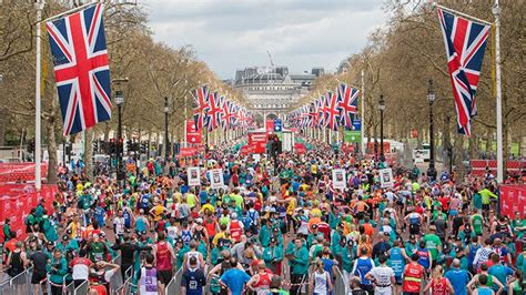 Jim Pacey gets set to run the 2019 London Marathon for The