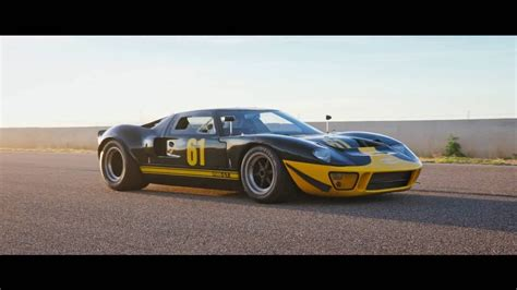 """1966 Ford GT40 """"P/1061"""" - YouTube"""