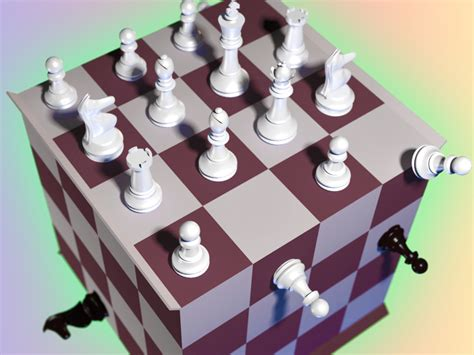 Will the New 360-Chess Project on Kickstarter Give Chess