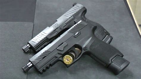 Walther PPQ Navy vs SIG P320 TACOPS - YouTube