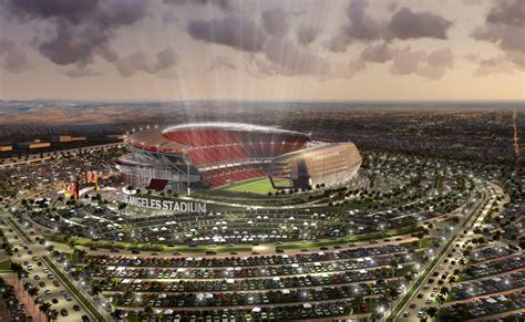 With NFL Teams Shopping New Stadiums, How Can Cities Get