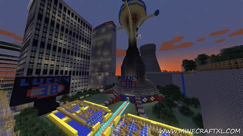 Best World Ever Creative/Survival Map Download for