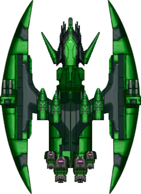2D Spaceship 10   OpenGameArt