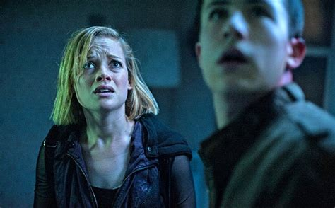 Don't Breathe: Jane Levy was tormented for real while