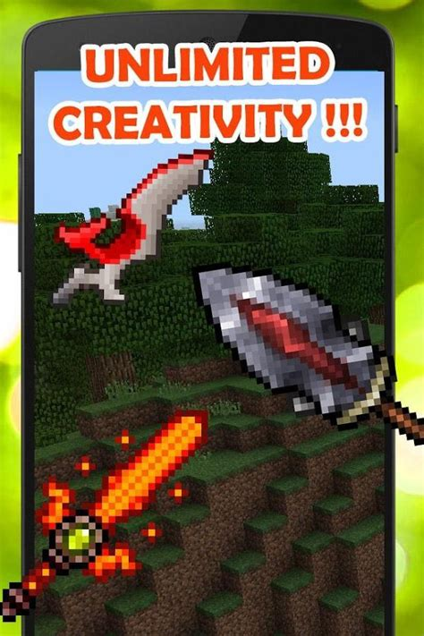 Mod Maker for Minecraft PE for Android - Free download and