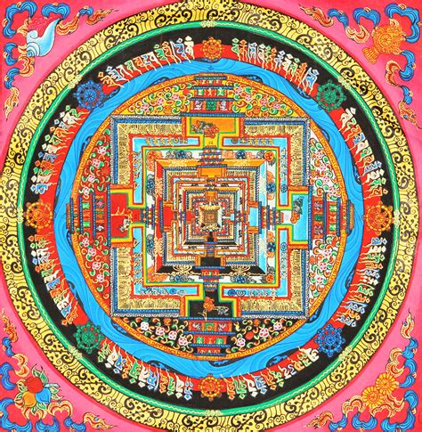 The Legend of Shambhala - A Hidden Land that Exists Within