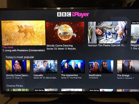 BBC iPlayer App Launches For the New Apple TV - iClarified