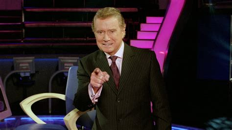 How much Regis Philbin was paid to be a game show host